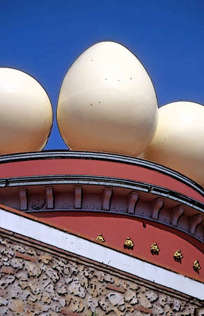 Dali's Egg Roof