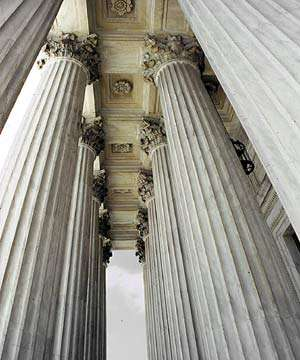 Pillars of Law, Washington DC